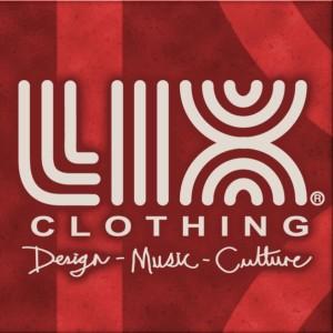 lix clothing  logo