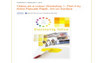 Tips to Promote Your Art & Design Business Online FREE! Part 5-Article Submission Sites