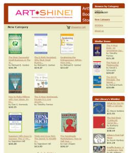 Artshine book store