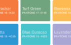 Top 10 PANTONE Colours for Men's Fashion Spring 2011