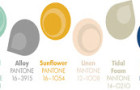 Pantone's Top 10 Womens Colors Palette for Spring 2013