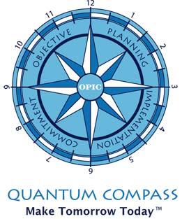Quantum Compass logo