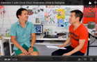 Artshine's Video Interview with Australian Artist and Designer Chris Chun