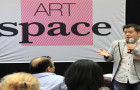 ArtSHINE Business Seminars at The Australian Art Sydney 26-27 September 2013. Hordern Pavilion Entertainment Quarter, Moore Park.