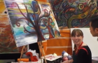 ArtSHINE's Video Interview with  Artist Rachel Sheree.
