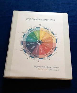 OPIC Planner folder