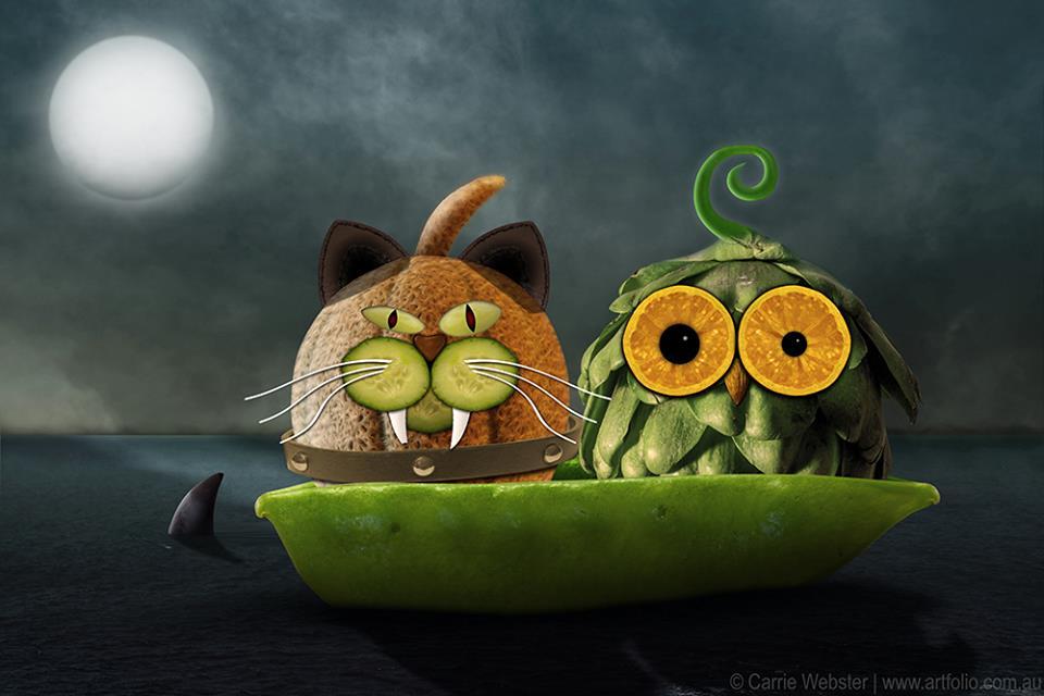 Pussy & Owl