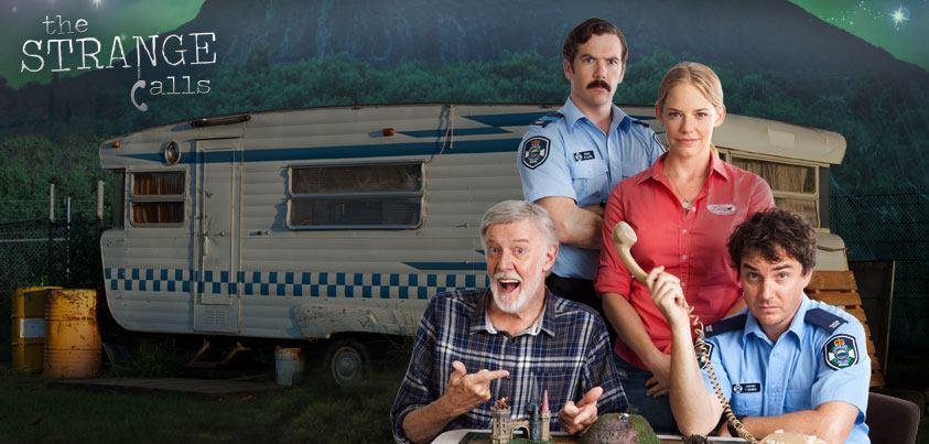 The Strange Calls ABC series