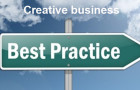 Creative business Best Practice.