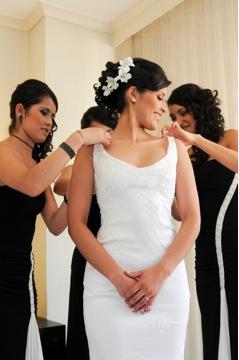 bride fitting