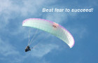 Beat fear to succeed