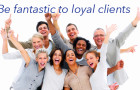 Be fantastic to loyal clients