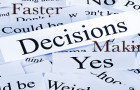 Five steps to making decision-making happen faster
