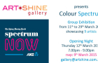 ArtSHINE Gallery supports 'Spectrum Now' event, Sydney Newest Festival 11-29 March 2015