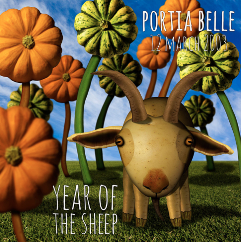 HRES year of the sheep