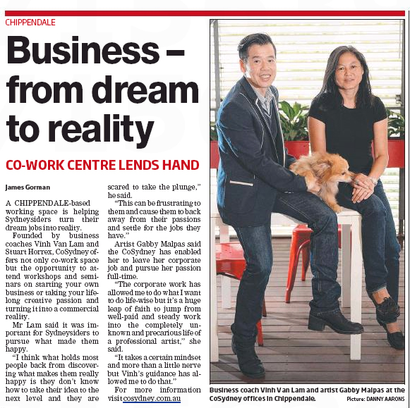 Business from dream to reality