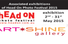 Cutting-edge exhibit meets photographers 'Head On Photo Festival' at ArtSHINE Gallery from 2 – 31 May 2015