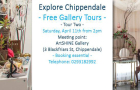 Explore Chippendale with Free Gallery Tour Saturday 11th April 2015