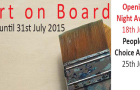Art on Board – Competition 2015 – Information