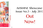 ArtSHINE Showcase Business Magazine Planner  Issue No. 3 is out NOW!