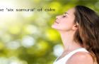 The 'six samurai' of calm