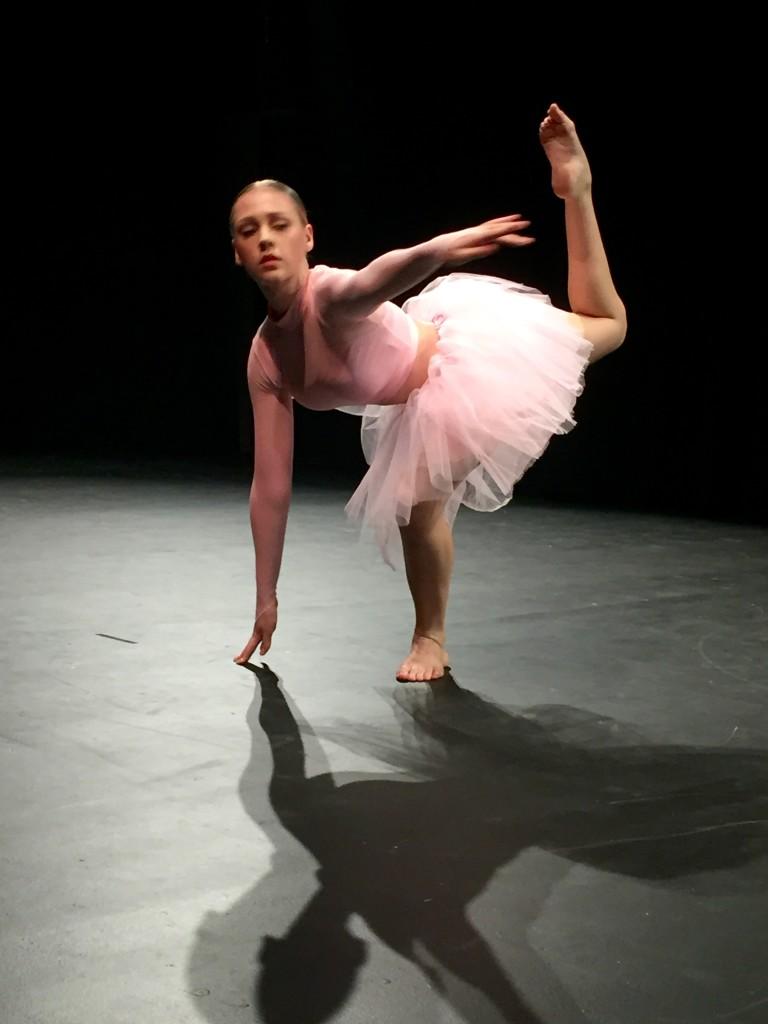 Hanna Russel- Ballarina Doll