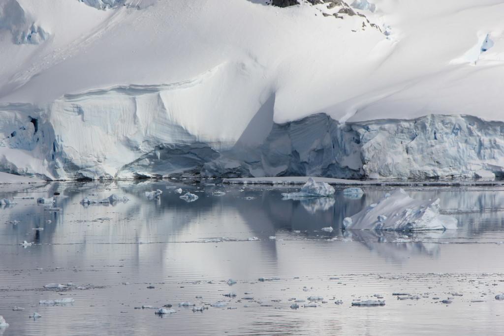 Ice- Antarctica
