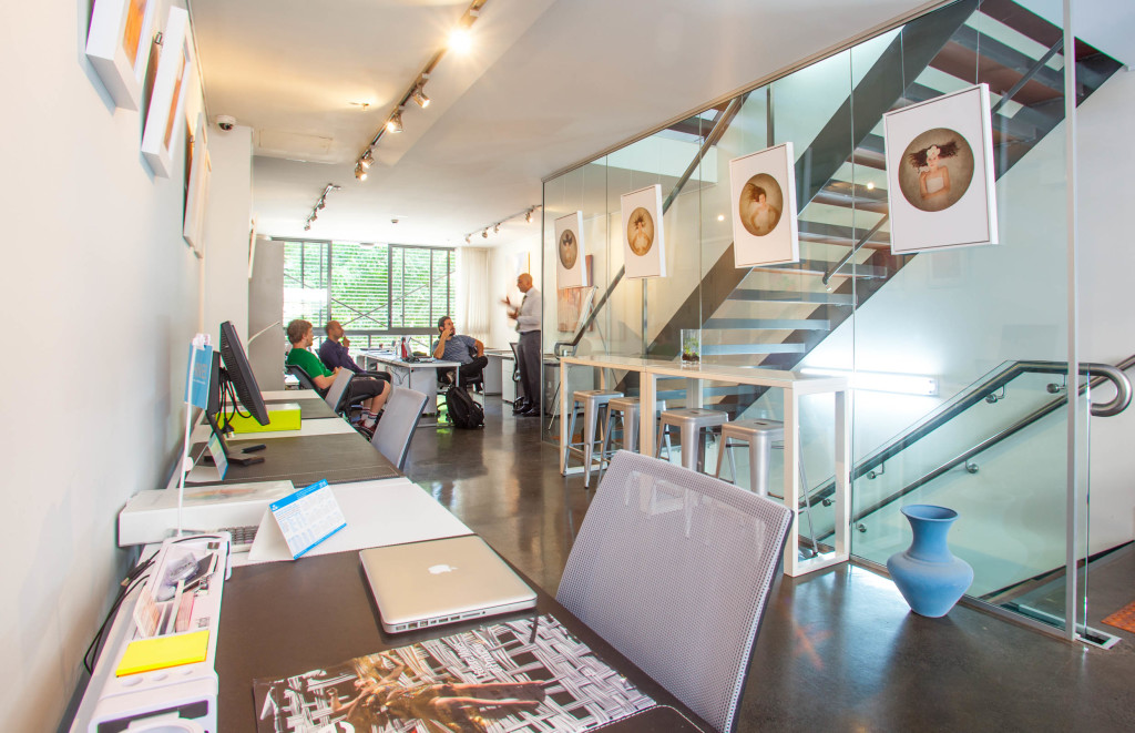 CoSydeny Coworking space -open and natural lighting