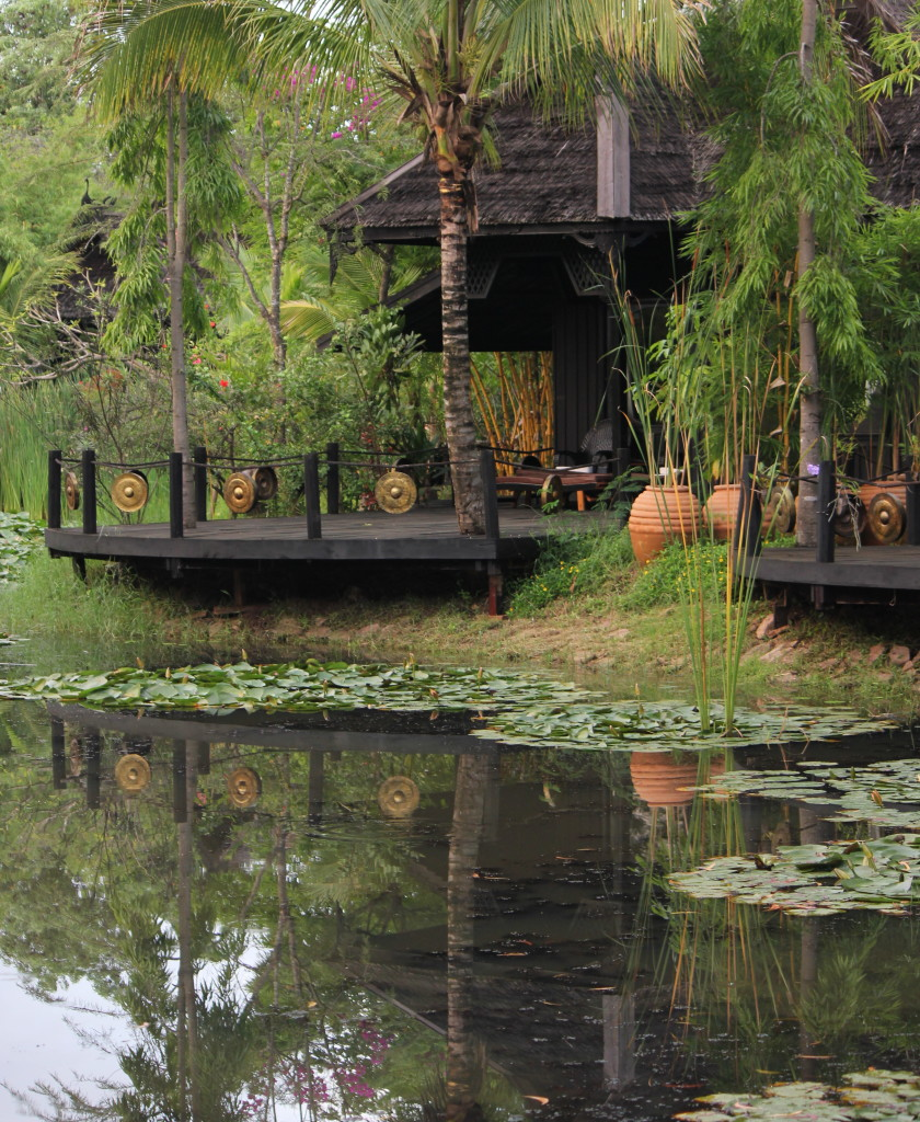 Shan House Lake Inle- Myanmar