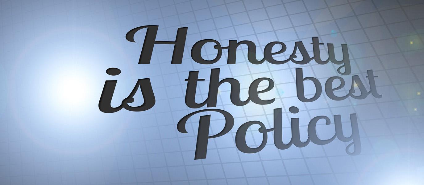 ArtShine Why honesty i...