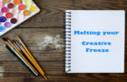 Melting your 'creative freeze'