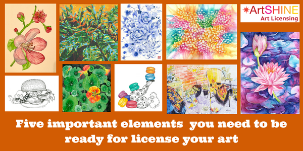 Importance Of Elements Of Art : Artshine five important elements you need to be ready for